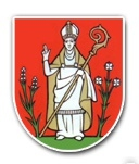 Erb obce Podhorany Sv. Martin
